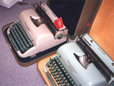 Remington Quiet Riters
