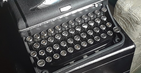 For Sale Royal Typewriter Companion