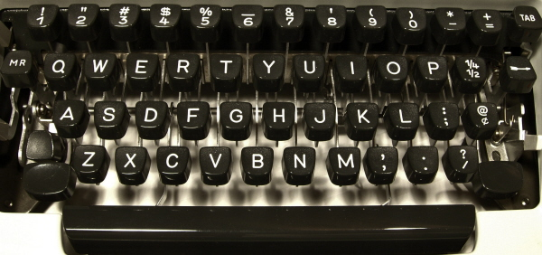 Mrtypewriter quot we sell fine old typewriters