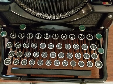 Underwood No 6 Keyboard